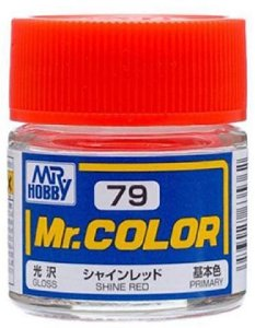 Gunze - Mr.Color 079 - Shine Red (Gloss)