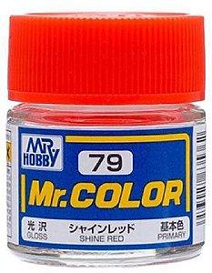 Gunze - Mr.Color C079 - Shine Red (Gloss)