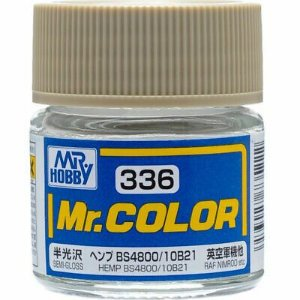 Gunze - Mr.Color 336 - BS4800/10B21 Hemp (Semi-Gloss)