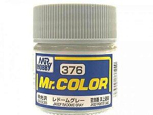 Gunze - Mr.Color 376 - JASDF Radome Gray (Semi-Gloss)