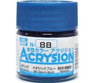 Gunze - Acrysion  N088 - Metallic Blue