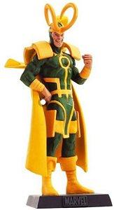 Eaglemoss - Loki - Figura em Metal
