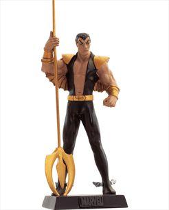 Eaglemoss - Namor, O Príncipe Submarino (Namor The Submariner) - Figura em Metal