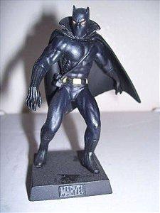 Eaglemoss - Pantera Negra (Black Panther) - Figura em Metal