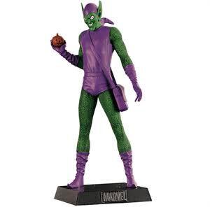 Eaglemoss - Duende Verde (Green Goblin) - Figura em Metal