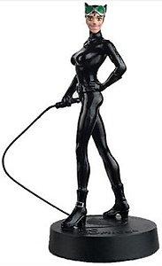 Eaglemoss - Mulher-Gato (Catwoman) - Figura em Metal