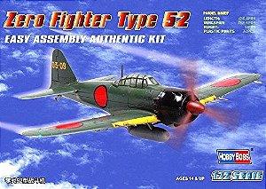 Hobby Boss - Mitsubishi Zero Fighter Type 52 - 1/72