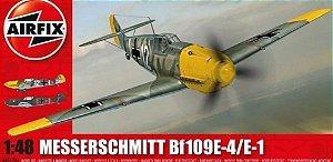 AIRFIX - MESSERSCHIMITT Bf109E-4/E-1 1/48  (SUCATA)