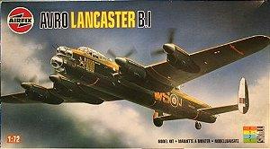 AIRFIX - AVRO LANCASTER B.I 1/72  (SUCATA)
