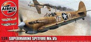 Airfix - Supermarine Spitfire Mk.Vb - 1/24