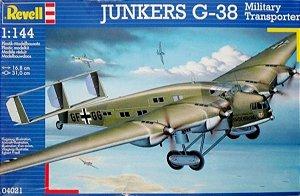 Revell - Junkers G-38 - 1/144