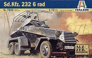 Italeri - Sd. Kfz. 232 6 rad - 1/72