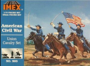 Imex - American Civil War Union Cavalry Set - 1/72