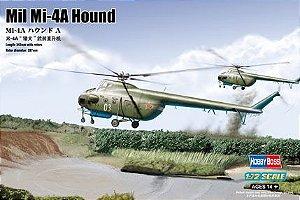 """Hobby Boss - Mil Mi-4A """"Hound"""" - 1/72"""