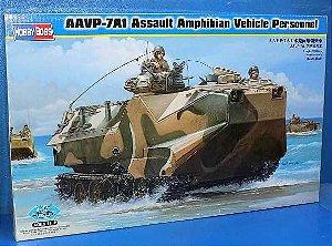 Hobby Boss - AAVP-7A1 Assault Amphibian Vehicle Personnel - 1/35