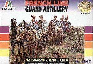 Italeri - French Line Guard Artillery - 1/32