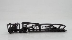 WALTHERS - FORD LNT 9000 + CEGONHA - 1/87