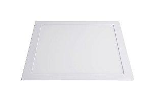 Luminária/Painel de Embutir LED Slim Quadrada 24W 3000K - Startec