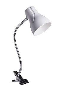 Luminária de Mesa Articulada Spiralle Presilha/Garra Startec