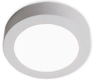 Luminária/Plafon Sobrepor LED Circle 18W 6500K - Startec