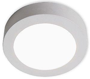 Luminária/Plafon Sobrepor LED Circle 24W 3000K - Startec