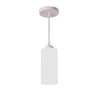 Pendente/Luminária Track Clear 1xE27 - Design Moderno Quarto/Sala - Esquilos Shop