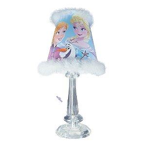 Abajur/Luminária Azul Infantil para Meninas - Startec