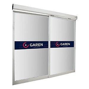 Porta Social Slider BLDC S/R Vidro - Garen