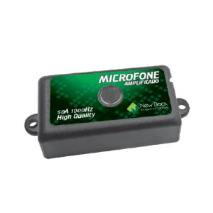 Microfone Amplificado Nb