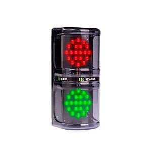 Sinalizador Semáforo de LED 12v - Ipec