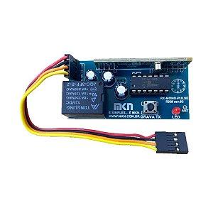 Receptor Mono 433mhz - Mkn