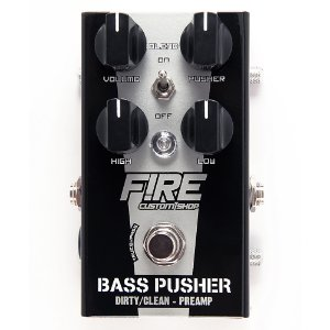 PEDAL FIRE BASS PUSHER
