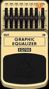 PEDAL BEHRINGER PARA GUITARRA  EQ-700