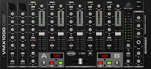 MIXER BEHRINGER DJ VMX-1000USB