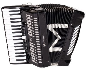 ACORDEON MICHAEL ACM8007 80B SPB