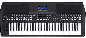 TECLADO YAMAHA PSR-SX600 BRA