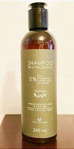 Shampoo 240ml - Maly Caran
