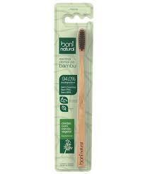 Escova Dental Cabo de Bambu - Boni Natural