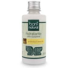 Hidratante Boni Natural Amendoa e Lavanda 250ml