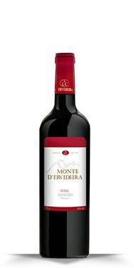 Monte D´Ervideira Tinto 375 Ml