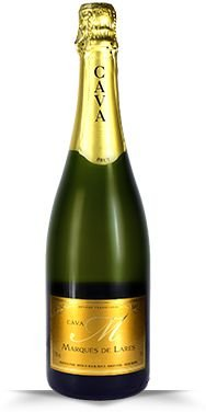 Cava Marques De Lares Brut 750 Ml