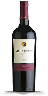 Mi Terruño Reserva Malbec 2017 Tinto