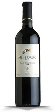 Mi Terruño Varietal Cabernet Sauvignon 2018 Tinto