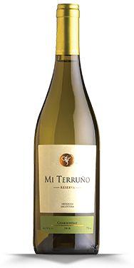 Mi Terruño Reserva Chardonnay 2018 Branco