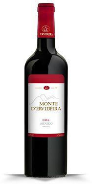 Monte D'Ervideira Reserva Doc Tinto