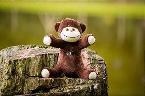 Pelúcia Macaco Prego