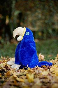 Pelúcia Arara Azul