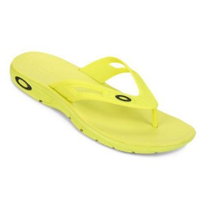 Chinelo Oakley Verde - REST 2.0
