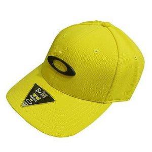 Boné OAKLEY Aba Curva Tincan - Amarelo