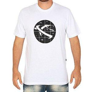 Camisa Lost Space Saturn - Branca